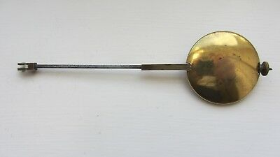 "French Clock Pendulum 5 7/8"" Long"