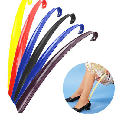 42cm Durable-Long-Handle Shoehorn Shoe Horn-Lifter Disability Aid Flexible Stick