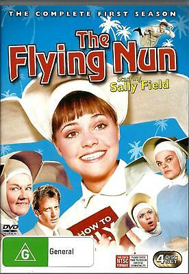 The Flying Nun complete first season / 1 - 4dvd set, region 4,excellent