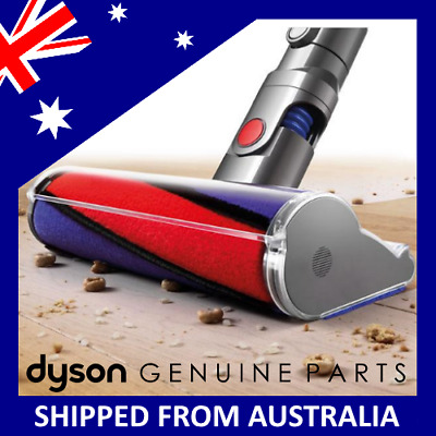 Genuine Dyson V6 Fluffy & Absolute Floor Tool Soft Roller Head Assembly
