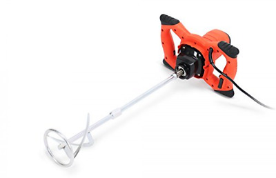 Nordstrand 1800W Pro Portable Hand-Held Mixer Stirring Tool for Cement Plaster