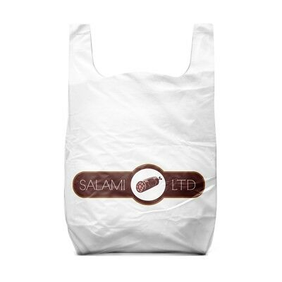 Personalised Wrapping Paper, Carrier Bags, Paper Bags - With Your Logotype