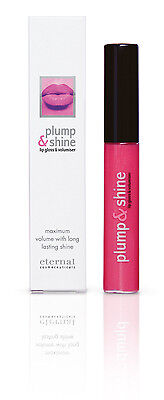 FOR LONGER LASTING VOLUME AND SHINE Plump & Shine Nude Lip Gloss! NOW 50% OFF