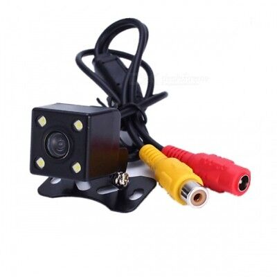 Car Rear View Camera Reverse Backup Night Vision Vehicle Parking Cam Monitor