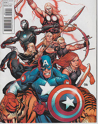 Ultimate New Ultimates 5 - 2011 - Very Fine +