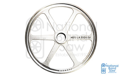 "Biro Meat Saw 16"" Upper Saw Wheel / Pully Wheel Only Fixed Head, Replaces 16003U"