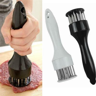 Top Quality Profession Meat Tenderizer Needle Stainless Steel Steak Kitchen Tool
