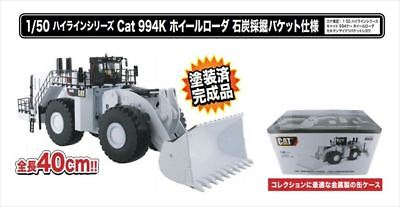 1/50 High Line Series Cat 994K Wheel Loader Coal Mining Bucket Vintage[84]