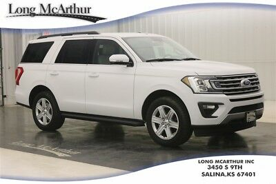 """Ford Expedition 4WD XLT 3.5L ECOBOOST V6 LEATHER SAVE 7K 4X4 MSRP $59950 4WD SPORT UTILITY VEHICLE, FRONT WINDOW TINT, 20"""" LUSTER NICKEL PAINTED WHEELS"""