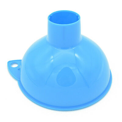 Wide Mouth 140mm to 40mm Plastic Funnel Filter For Jam Wine Sauce Canning