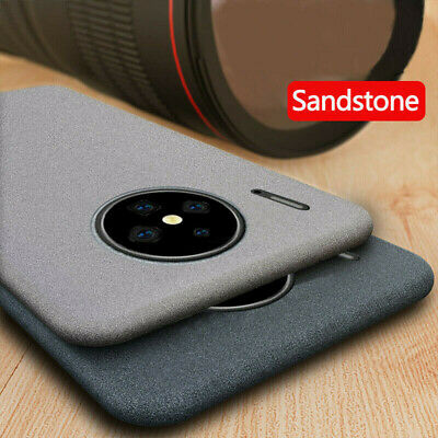 For Huawei P20 P10 Mate10 Soft Silicone Rubber Shockproof Matte Slim Case Cover