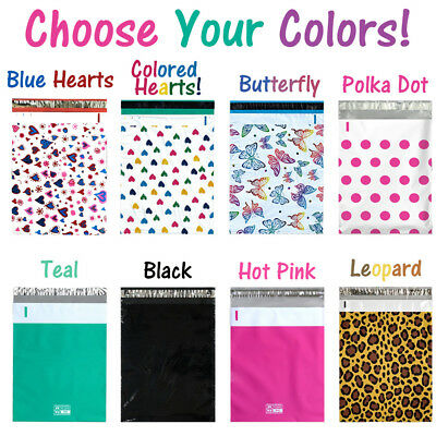 "14.5 x 19"" Your Choice, Designer Poly Mailer Shipping Envelopes,Self Seal Bags!"