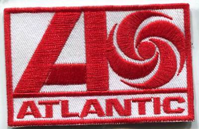 Atlantic Records Soul Red Patch (Mbp 226)