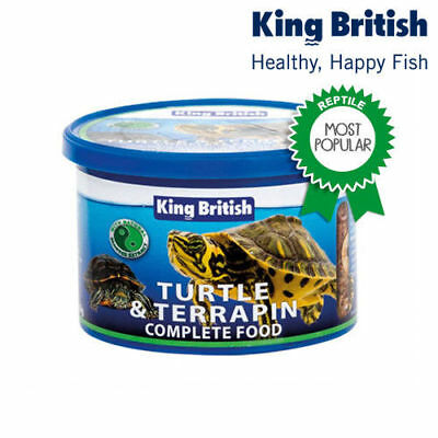 King British Turtle & Terrapin Complete Balanced Food With Krill Deals & Offers