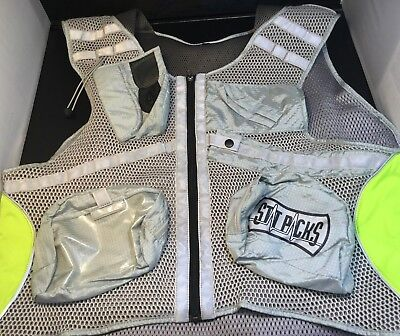 XL STAT PACKS EMT RESPONSE VEST STATPACKS    kp