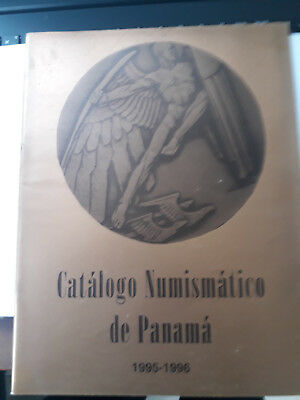 PANAMA 1st NUMISMATIC CATALOG 1995-1996 60 PAGES COINS PAPER MONEY TOKENS MEDAL