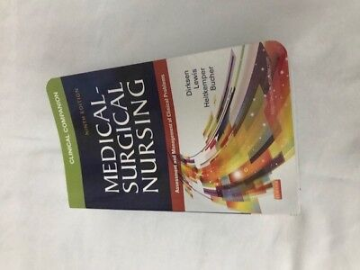 Clinical Companion to Medical-Surgical Nursing - 9th Edition - Elsevier