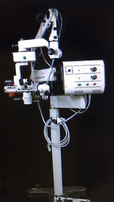 LEICA /  WILD M690 With X/Y Auto Center OPHTHALMIC SURGICAL MICROSCOPE