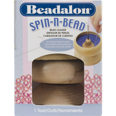 Spin-N-Bead-Wood