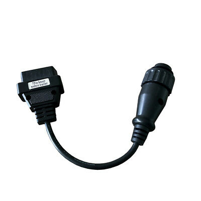 High Quality For WABCO TRAILER Knorr 7pin to OBD2 16pin Cable trucks Cable