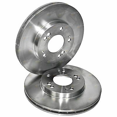 Mitsubishi Magna TM TN TP 2 Front Disc Brake Rotors Sedan and Wagon 1985 to 1991