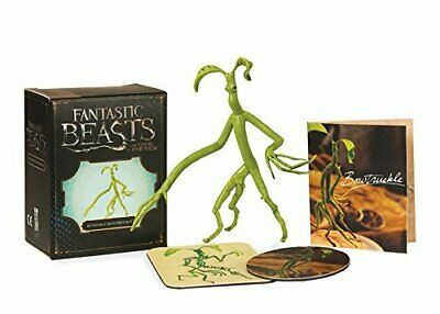 Fantastic Beasts and Where to Find Them: Bendable Bowtruckle - Pickett