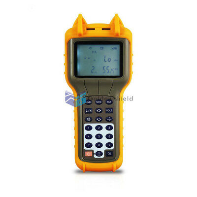 RY-S110 CATV Cable TV Handle Digital Signal Level Meter DB Tester 46 ~ 870 MHz