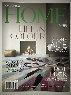 Absolutely Home Magazine - March 2018