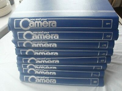 you and your camera 8 full binders 96 magazine set