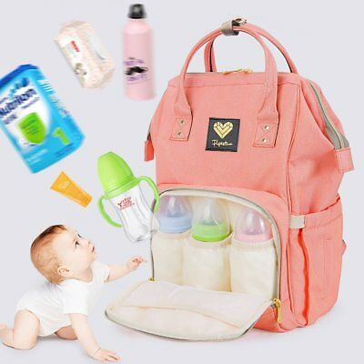 Multi-Function Mummy Baby Diaper Nappy Bags Travel Backpack Large Capacity