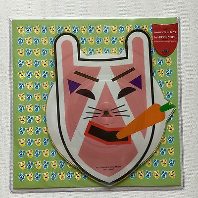 ART OF NOISE - MOMENTS IN LOVE SHAPED PICTURE Record Store Day 2017 RSD