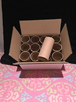 12 Sturdy Cardboard Rolls - Arts & Crafts, Schools & Home Projects