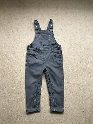 Next Baby Girl Dungarees 18-24 Months