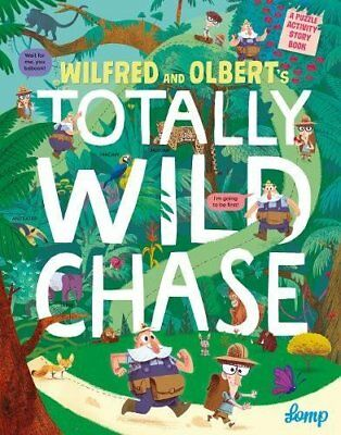 Lomp - Wilfred and Olberts Totally Wild Chase