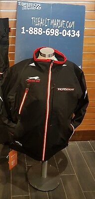 Arctic Cat Snowmobile Jacket Exclusif Snowcheck X-Large Black&red