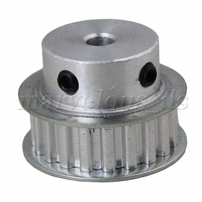 XL 20T Aluminum Timing Belt Pulley 20 Teeth 6mm for Precision Machine