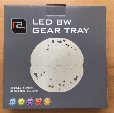 Red Arrow LED 8w Gear Tray E8LED Replacement For 2D Bulkhead