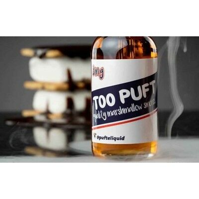 Too Puft   100+20ML  MIX SERIES    NIC  3    CONSEGNA 48 ORE GLS