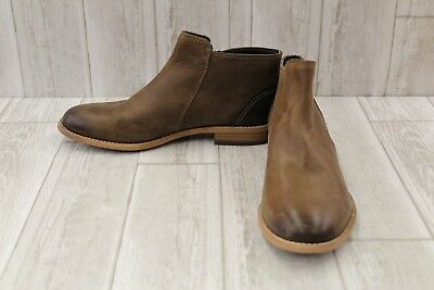 6c05b20b11a7 CLARKS MAYPEARL JUNO Ankle Boots - Women s Size 10 M