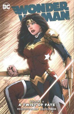 Wonder Woman TP Vol 08 Twist Of Fate by Meridith Finch 9781401265830