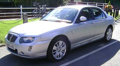 Rover 75 Contemporary Se 2.5 V6 Automatic 39500 Miles Full Rover History 1 Owner