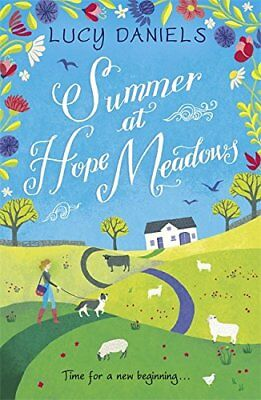 Lucy Daniels - Summer at Hope Meadows: the perfect feel-good summer read!