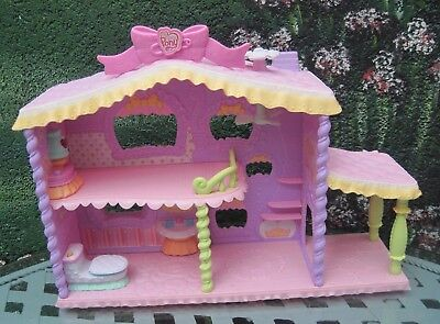 My Little Pony Baby Haus mit Sound - Hasbro 2008 !!!
