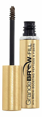 Grande Cosmetics GrandeBROW Fill Dark 4 ml. Sealed Fresh