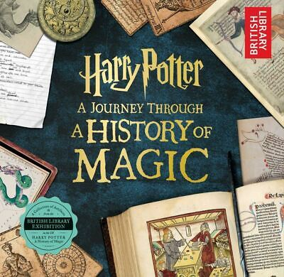 Harry Potter: A Journey Through a History of Magic (Paperback)
