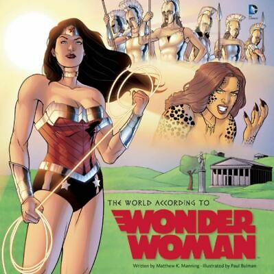 World According to Wonder Woman, The