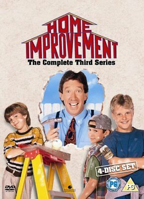 Home Improvement: The Complete Third Series [DVD][Region 2]