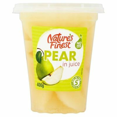 Nature's Finest Pear Slices in Juice 400g