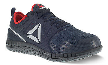 Reebok RB4250 ZPRINT Safety Toe Non Slip EH Rated Athletic Oxford Work Shoes