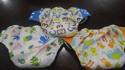 Happy flute reusable cloth diaper